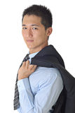 Young businessman of Asian Royalty Free Stock Photos