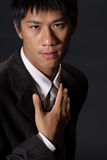 Young businessman of Asian Stock Photography