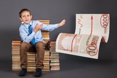 Young businessman Stock Images