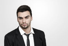 Young businessman fashion Royalty Free Stock Photo