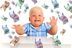 Young businessman. Stock Photo