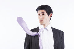 Young Businessman (Luis) Stock Image