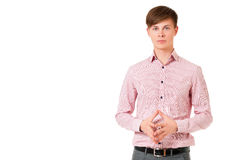Young businessman Royalty Free Stock Photos