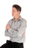 Young businessman. Stock Photography