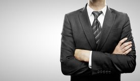 Young businessman Royalty Free Stock Photo
