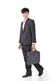 Young businessman walk Stock Image
