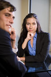 Young businesspeople Stock Photography