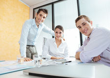 Young businesspeople Royalty Free Stock Photo