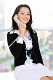 Young businesswoman Royalty Free Stock Images