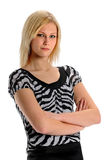 Young Businesswoman Royalty Free Stock Photo