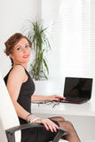 Young businesswoman. Stock Image