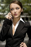 Young businesswoman Royalty Free Stock Image