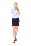 Young businesswoman Royalty Free Stock Photography