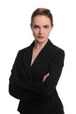 Young Businesswoman portrait Royalty Free Stock Image
