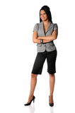 Young Businesswoman Standing Royalty Free Stock Photography