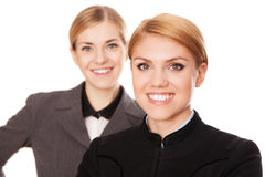Young businesswomen Stock Photo