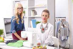 Young businesswomen portrait Royalty Free Stock Photography