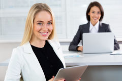 Young businesswomen Royalty Free Stock Images