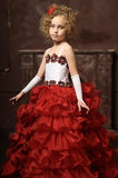 Young carmen Royalty Free Stock Images