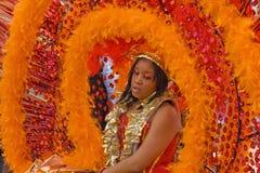 Young Carnival Princess Royalty Free Stock Photos