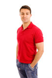 Young casual man Royalty Free Stock Photography