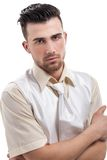 Young casual man portrait Royalty Free Stock Image