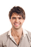 Young casual man portrait Royalty Free Stock Photo