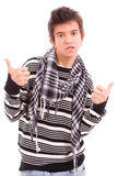Young casual men Stock Photo