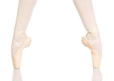 Young caucasian ballerina Royalty Free Stock Photography