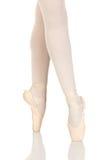 Young caucasian ballerina Stock Photos