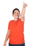 Young caucasian boy Royalty Free Stock Images