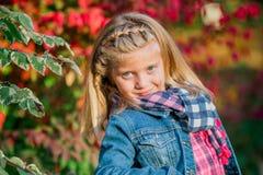 Young Caucasian Girl royalty free stock photos