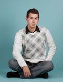 Young caucasian man Stock Image