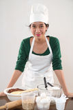 Young Chef Stock Photography