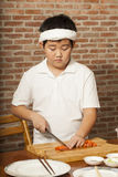 Young chef Royalty Free Stock Photography