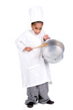 Young chef Royalty Free Stock Photo