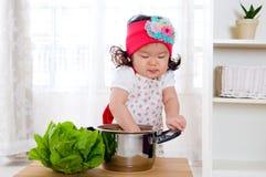 Young chef Stock Photos