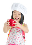 Young chef Stock Image
