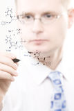 Young chemist Stock Photos