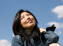 Young Chinese Royalty Free Stock Image