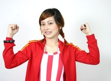 Young Chinese girl 10 Stock Photography