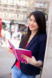 Young chinese student Royalty Free Stock Images