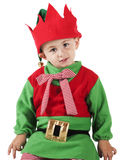 Young Christmas Elf Stock Photos