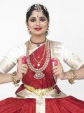 Young classical dancer from india Stock Photos