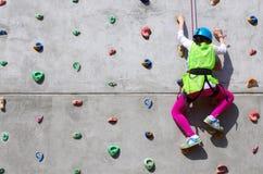 Young Climber Stock Photos
