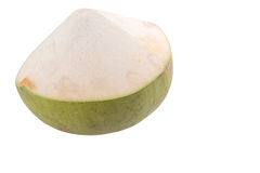 Young Coconut III Stock Photography