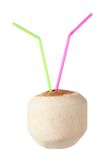 Young Coconut Royalty Free Stock Photo