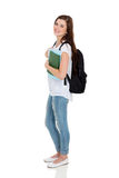 Young college student Royalty Free Stock Photos