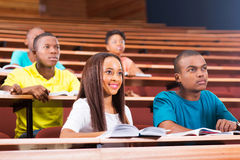 Young college students Royalty Free Stock Images