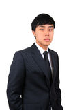 Young and confident Asian business man. Stock Photo